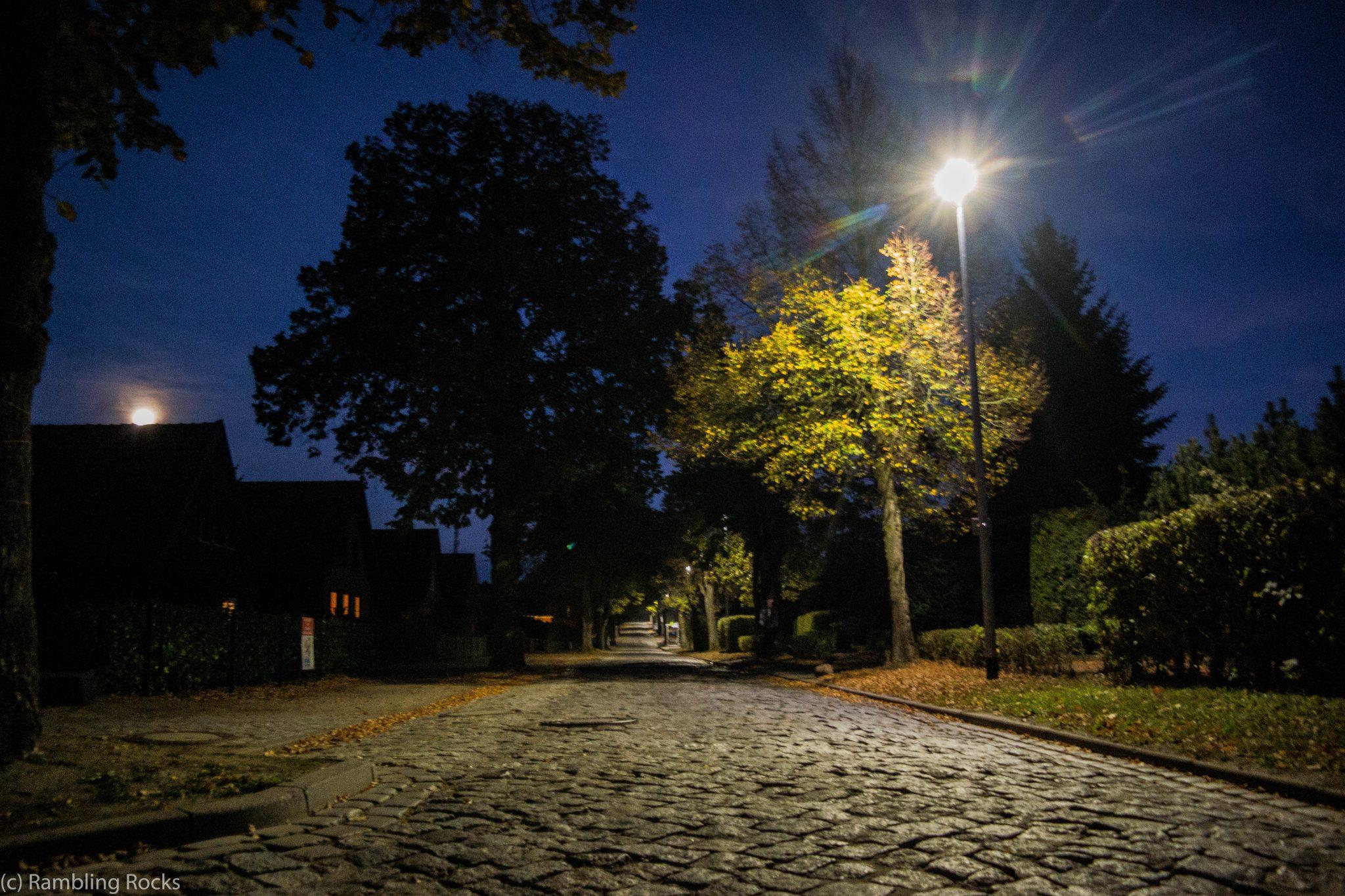Schwerin nachts