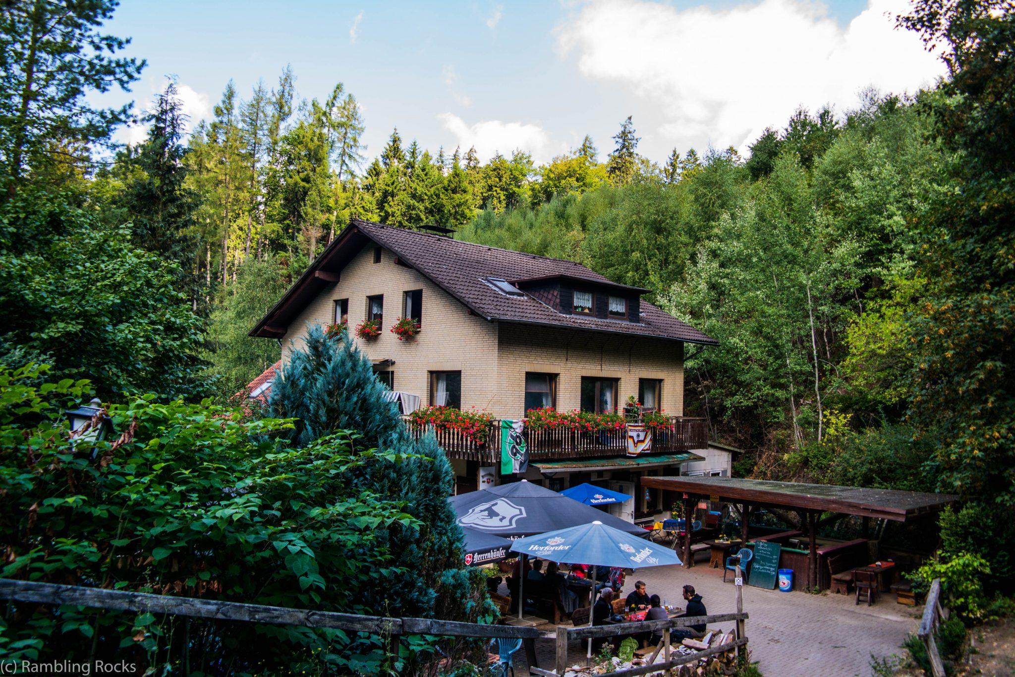 Waldgaststätte Teufelsbrücke