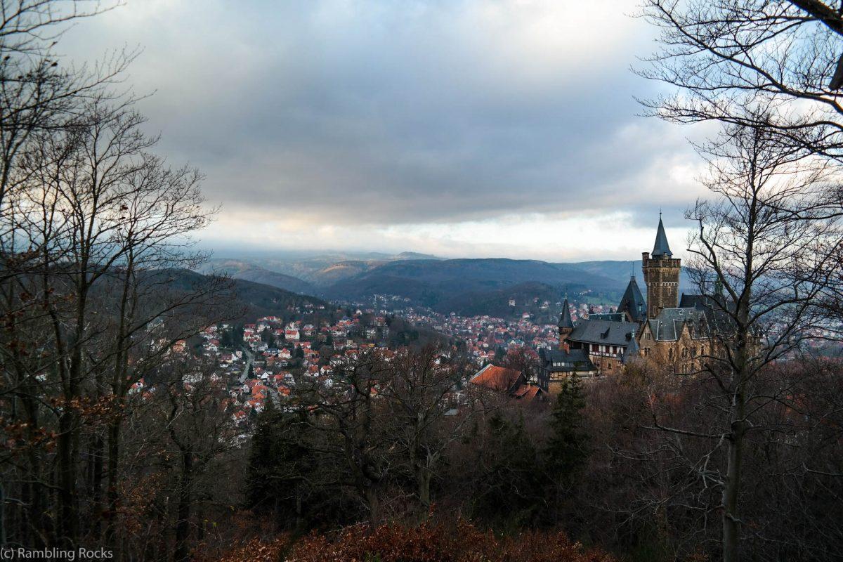 4. HWN-Tour: Rundwanderung bei Wernigerode