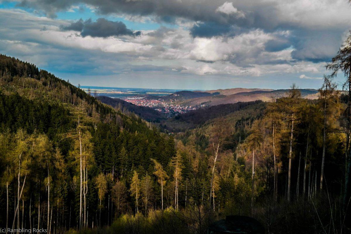 6. HWN-Tour: Von Wernigerode nach Ilsenburg
