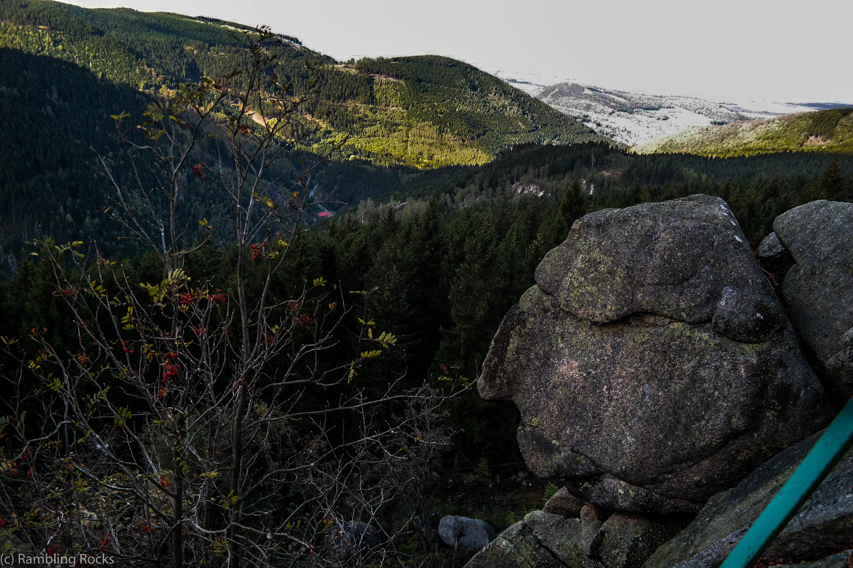 Alte vom Berge