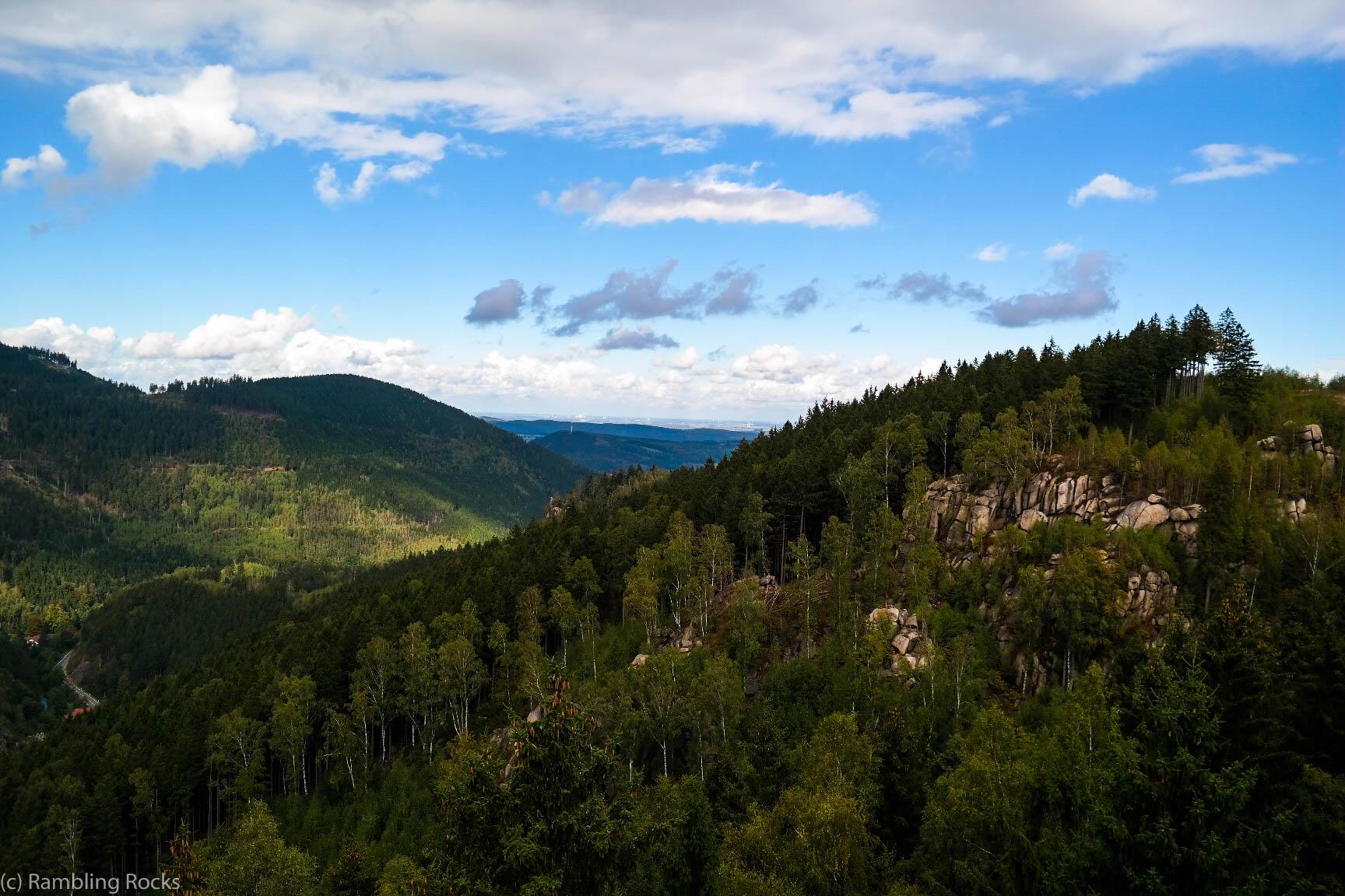 Okertal Landschaft