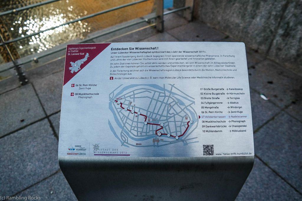 Nadelscanner in Lübeck