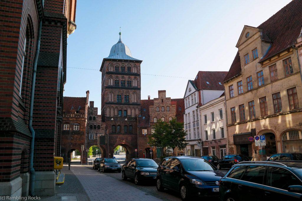 Stadttor von Lübeck