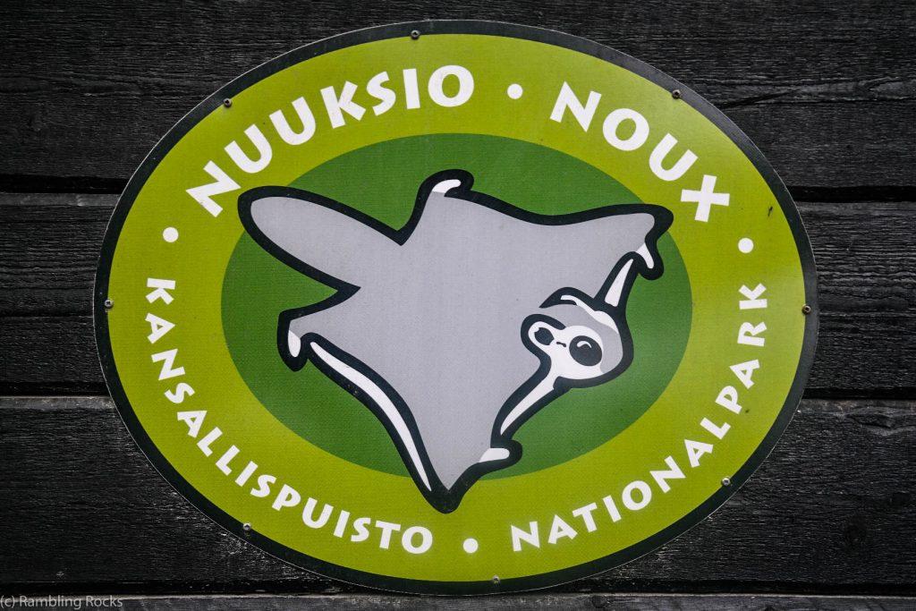 Maskottchen von Nuuksio