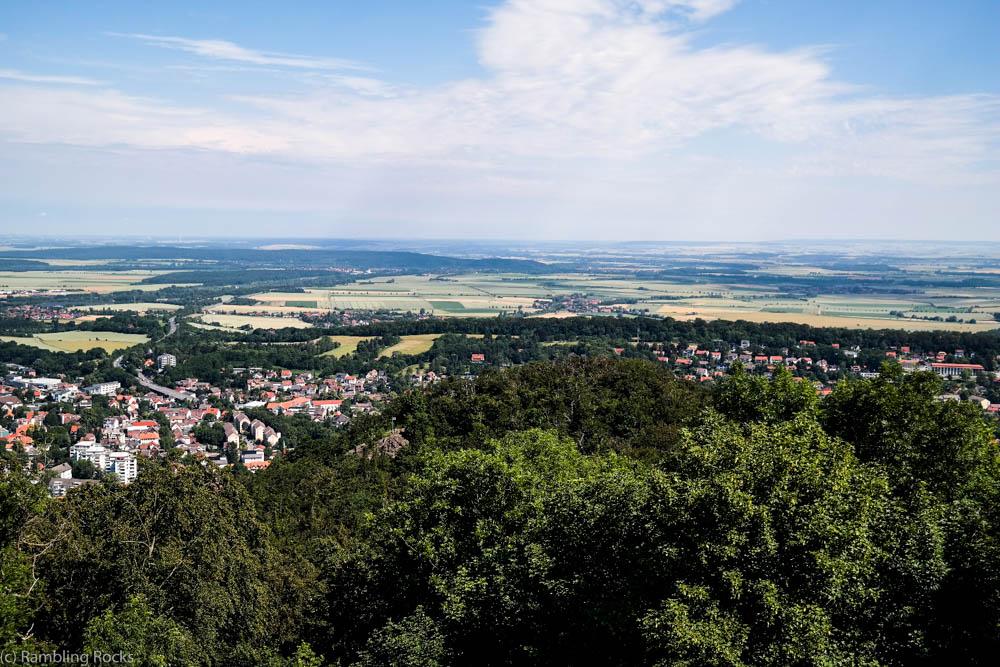 Butterberg bei Bad Harzburg