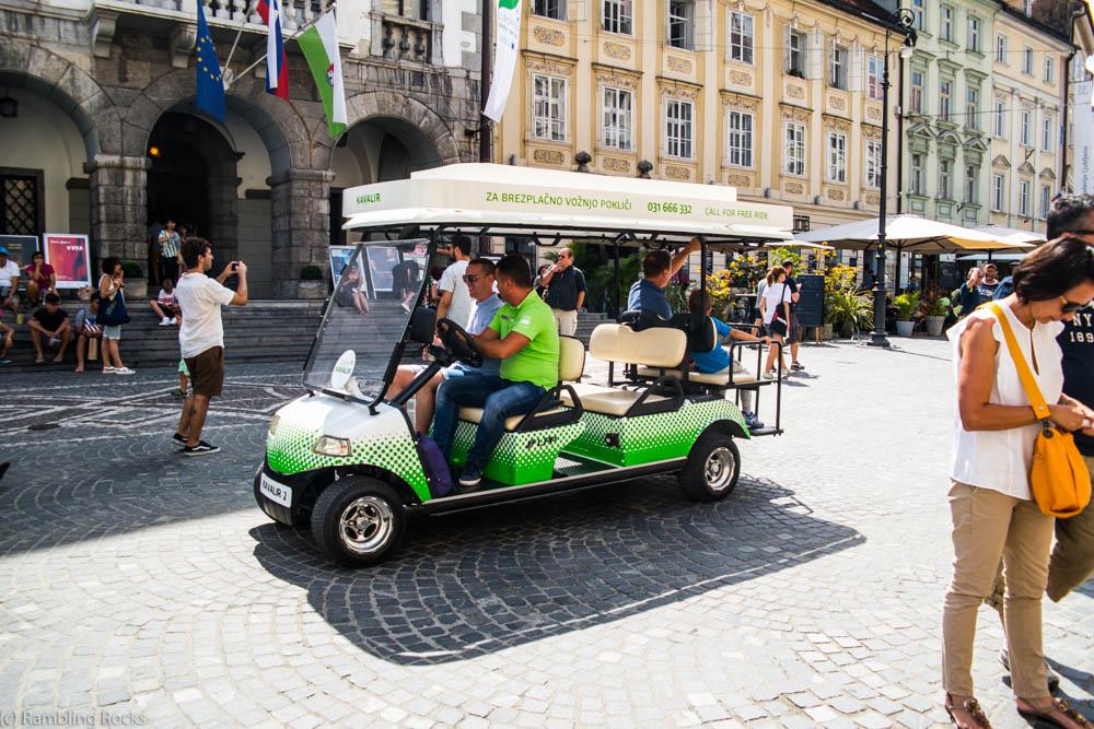 Taxi Ljubljana