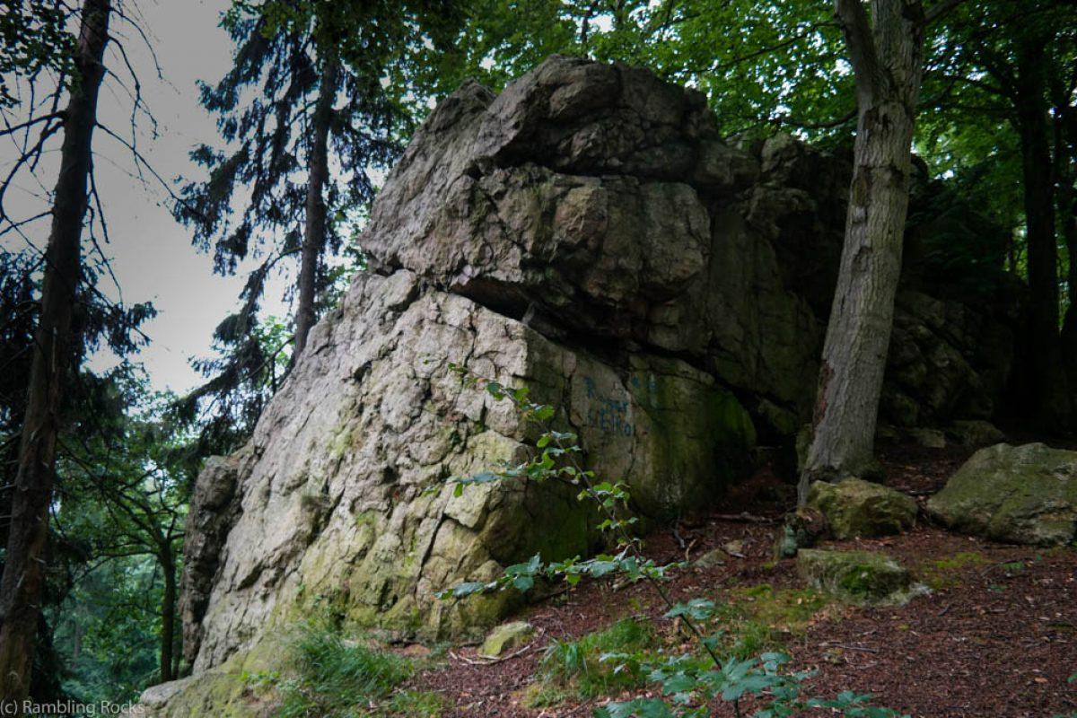 13. HWN-Tour: Von Bad Harzburg zum Elfenstein