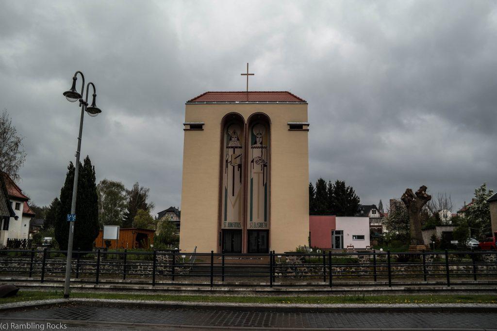 St. Elisabeth Ballenstedt
