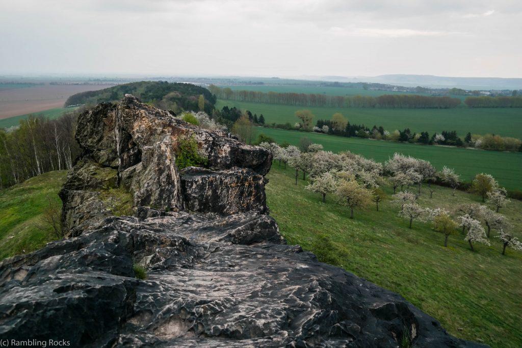 Gegensteine Harz