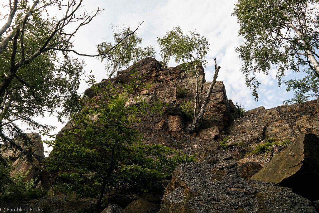 Paternosterklippen im Harz