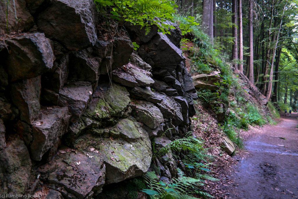 Granit Ilsetal