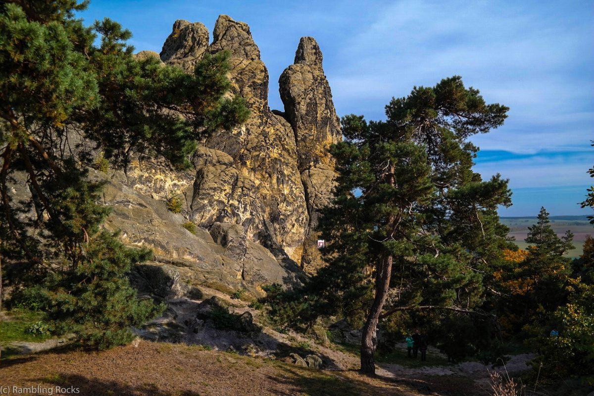 3. HWN-Tour: Teufelsmauer und Burgruine Regenstein