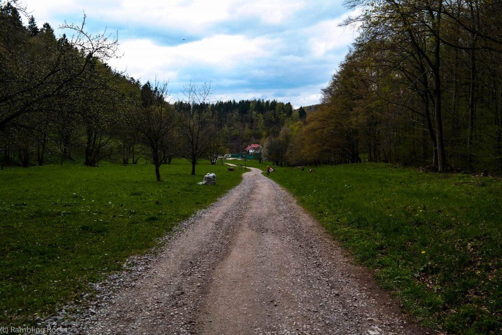 Gesteinslehrpfad im Harz
