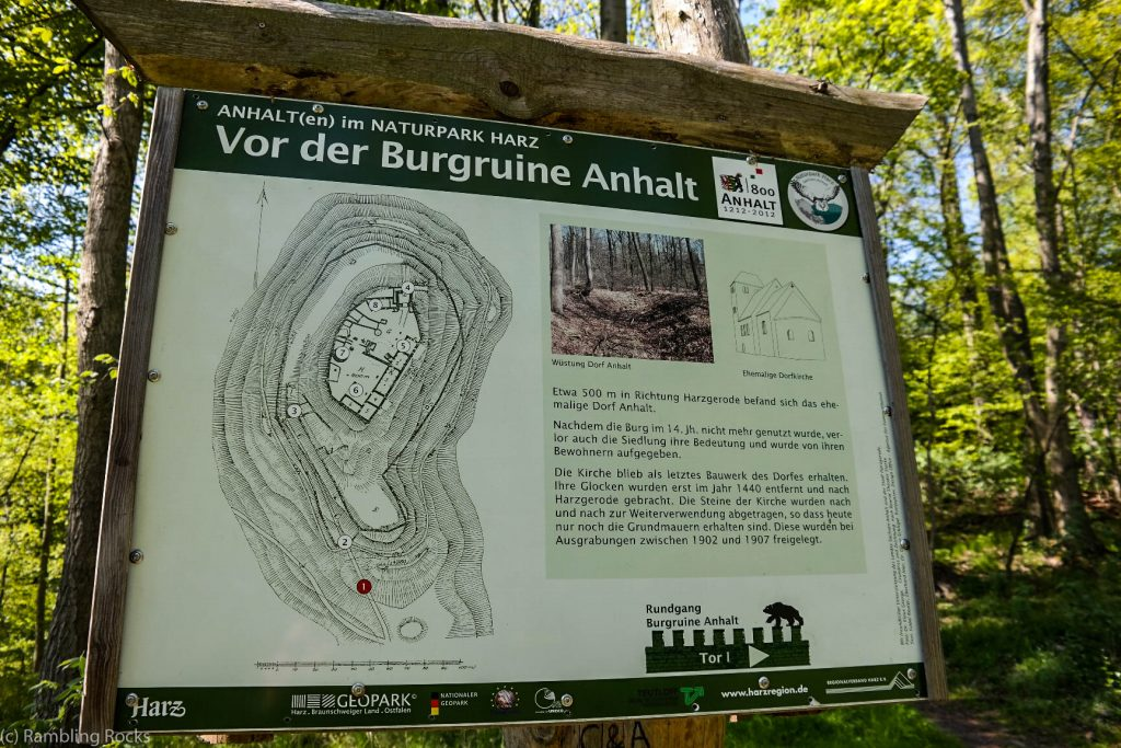 Burg Anhalt