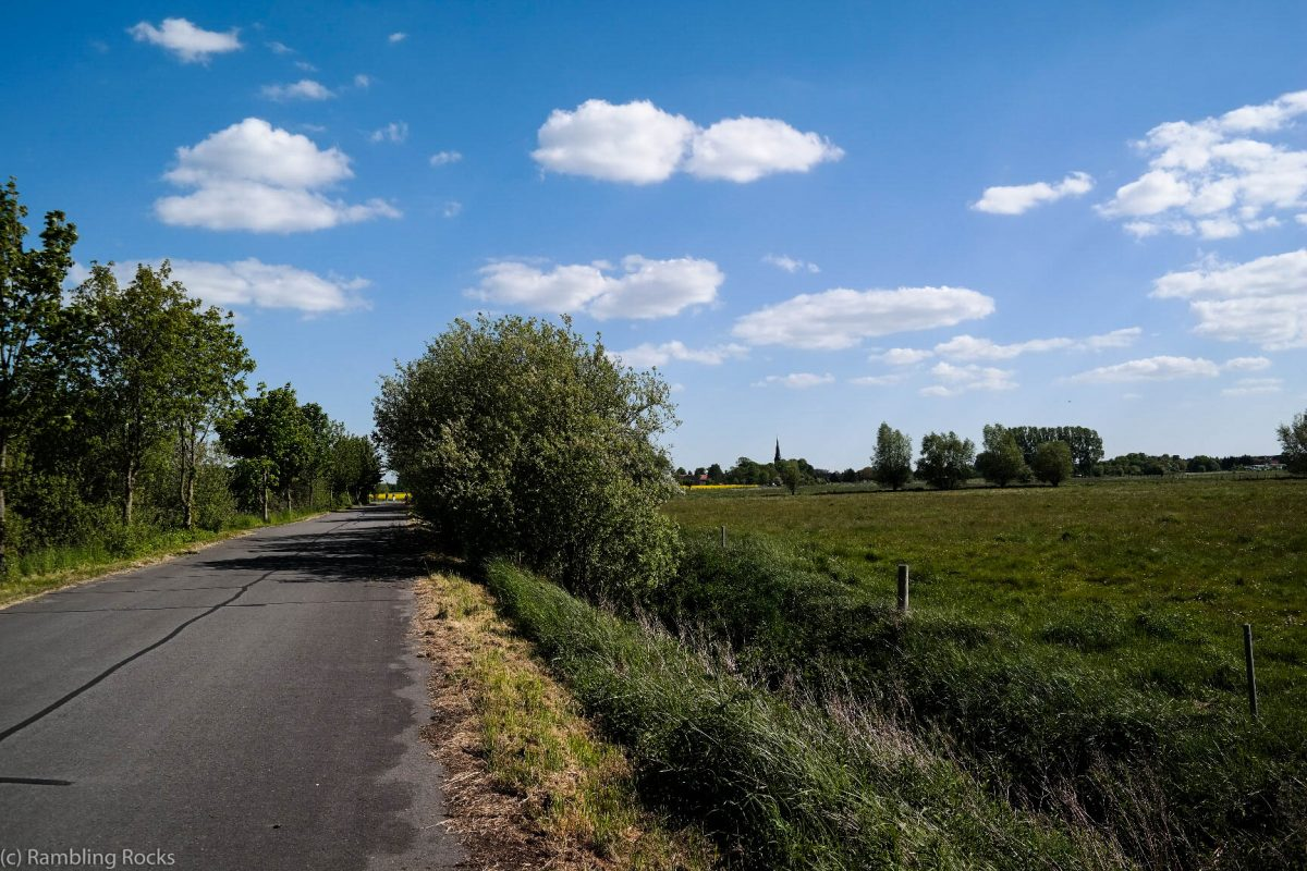 Fahrradtour im Siebendörfer Moor
