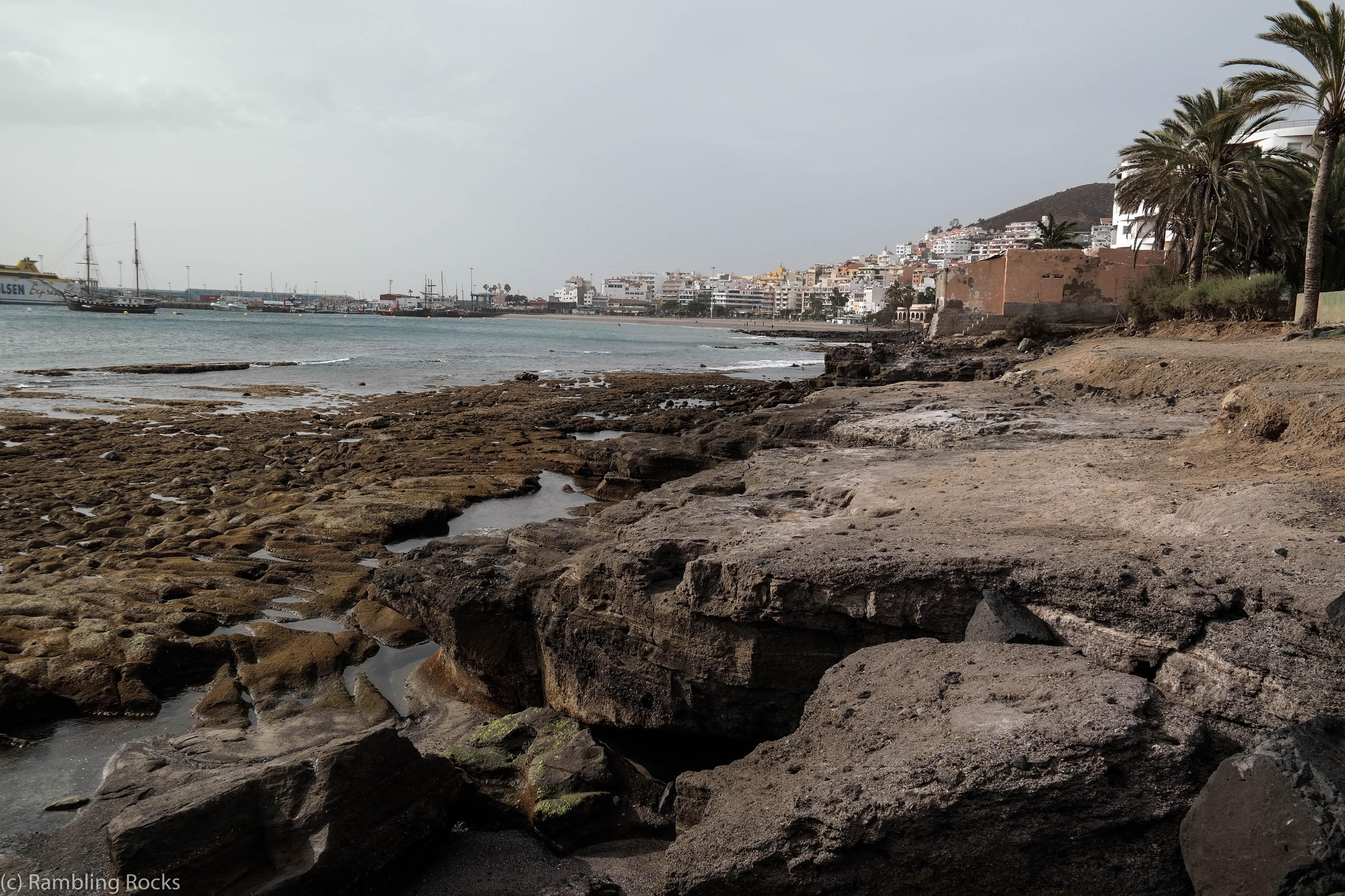 Geologie Los Christianos