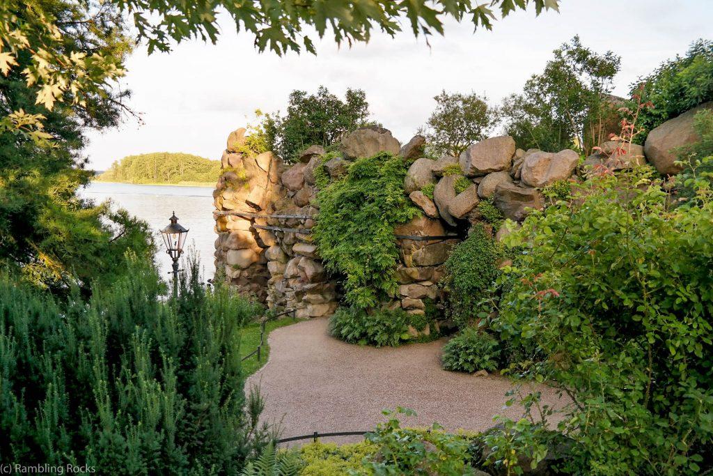 Grotte in Schwerin