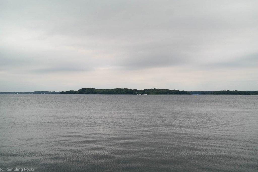 Kaninchenwerder auf dem Schweriner See
