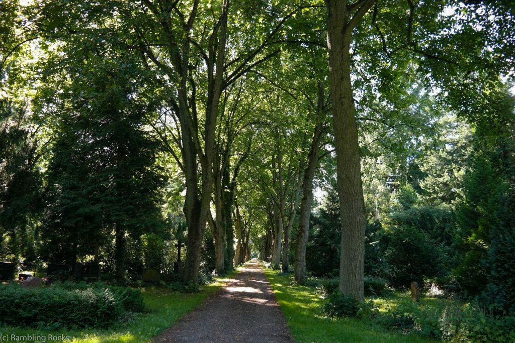 Friedhof in Schwerin