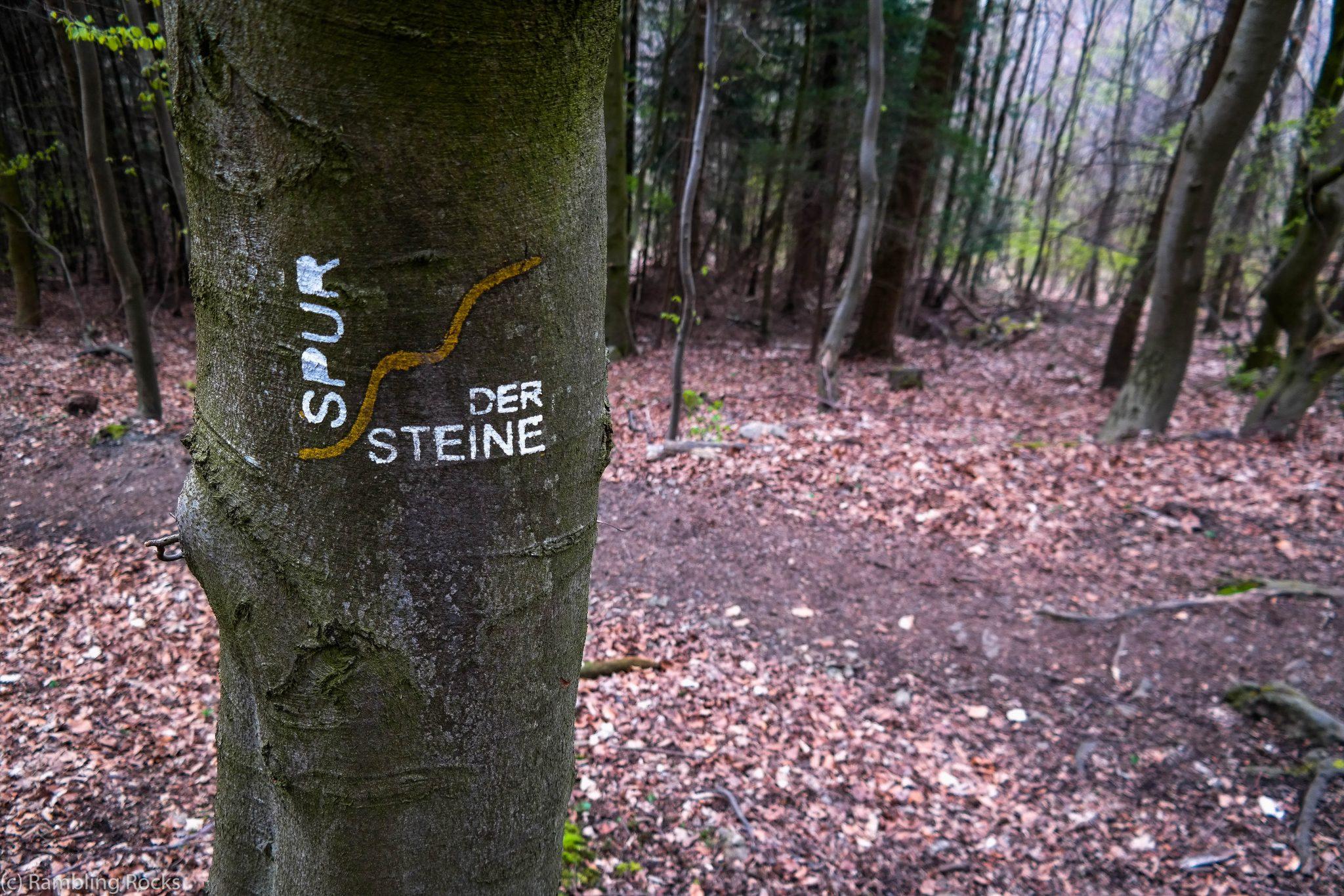 Spur der Steine Wolfshagen